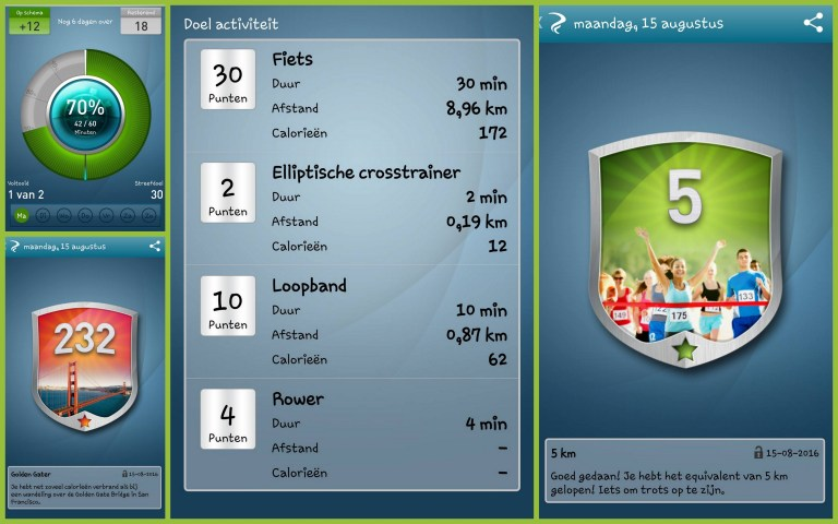Fitness bij Fit For Free
