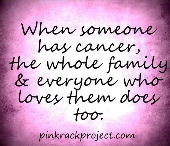 kanker in het gezin