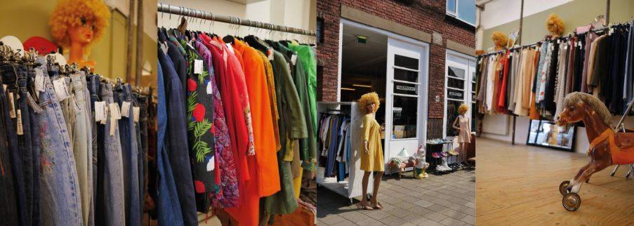 Kinderkleding Winkel Te Koop.Tweedehands Winkelen In Haarlem Groen Met Saar