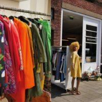 Tweedehands winkelen in Haarlem