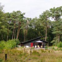 Natuurhuisje midden in het bos bij Putten, vakantie in eigen land