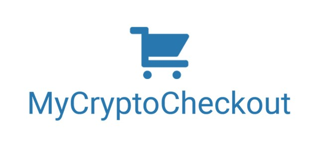 MyCryptoCheckout - Payment Processor for Groestlcoin GRS