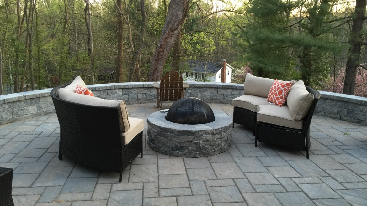 great patio construction ideas for