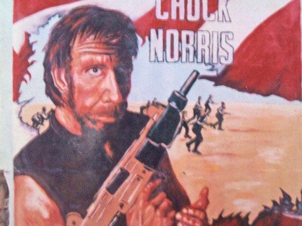 ACCRA'S CRAZY CINEMAS: The story of Ghana's handmade movie poster industry (1/6)