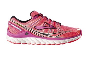 flat running shoes