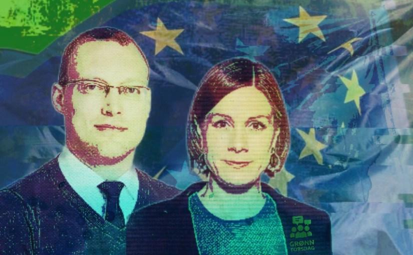 Ny grønn giv med EU (?) – med Hanna og Andreas