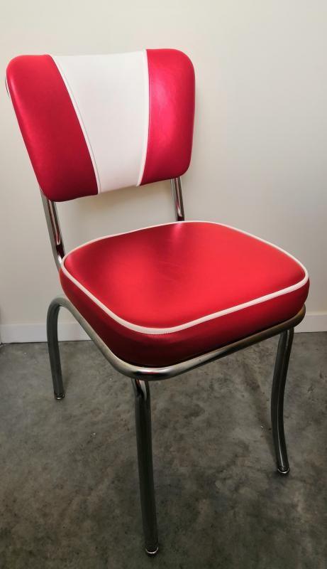 chaise americaine vintage decoration