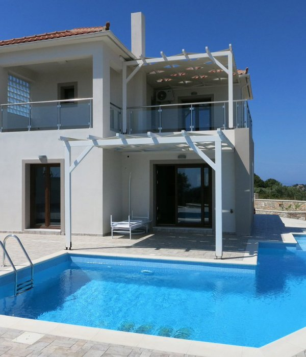The Villa Review: GIC The Villa Collective, Villa Selene, Alonissos, Greece