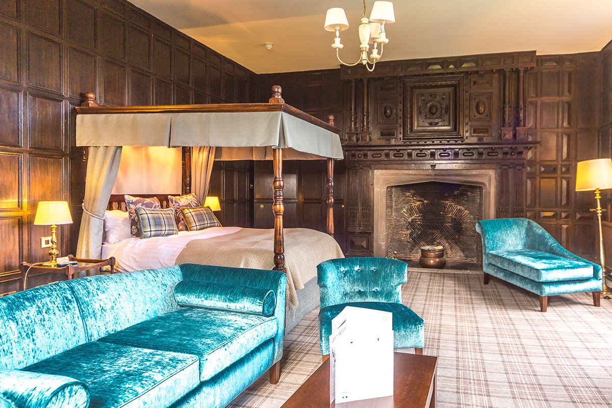 The Hotel Review: Billesley Manor, Stratford-upon-Avon, UK