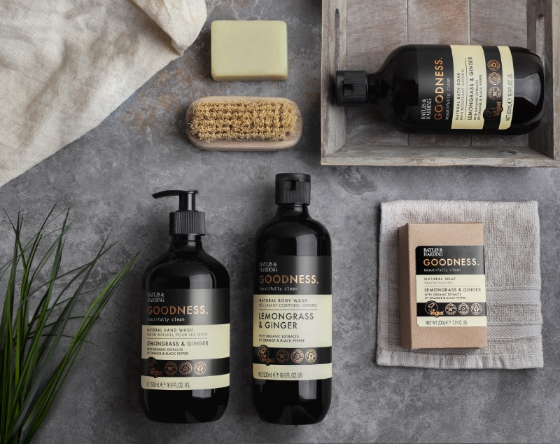 Beauty Spotlight: Baylis & Harding's New Goodness Collection