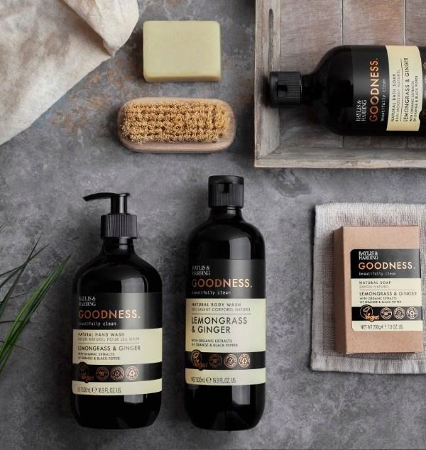 Beauty Spotlight: Baylis & Harding's New Goodness Collection