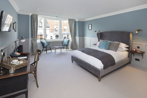 The Hotel Review: The George Townhouse, Shipston-on-Stour, UK