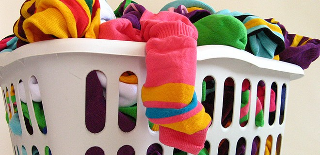 10 Golden Laundry Rules