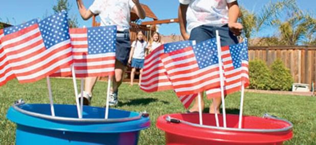 relay flag race