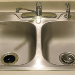 Kitchen Drain Modern Islands Clean Your Sink Groomed Home