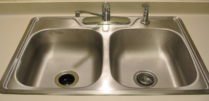 kitchen hot pads sink fixtures clean your - groomed home