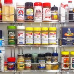Revolving Spice Racks For Kitchen Oil Bronze Faucet 8 Your - Groomed Home