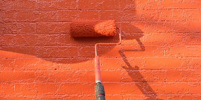 4 Simple Tips When Using Paint Rollers