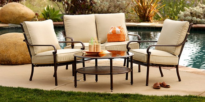 Choosing The Right Patio Furniture Material