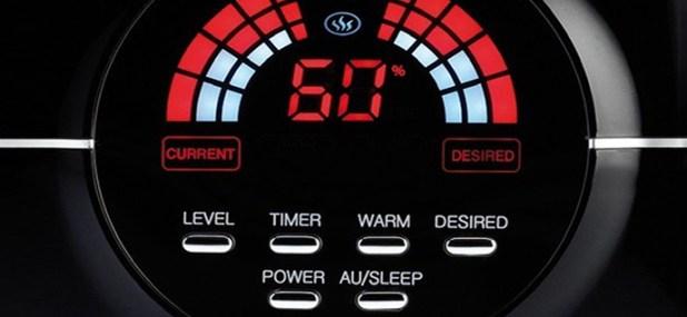 home humidity