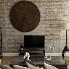 Industrial Style Living Room Furniture Interior Design With Fireplace Create An Groomed Home Targeted Accessories