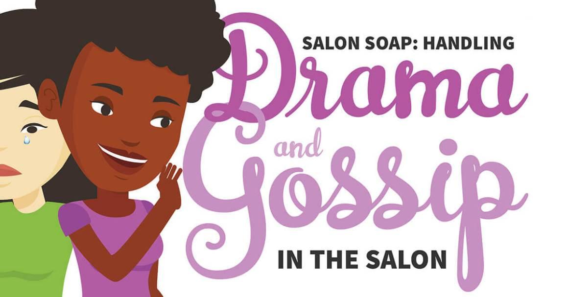 Shop drama and gossip
