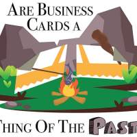 Are Business Cards a Thing of the Past?