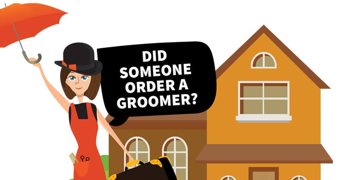 Did Someone Order a Groomer? Making Pet Grooming House Calls