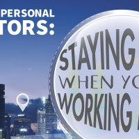Vehicle & Personal Locators: Staying Safe When You're Working Alone