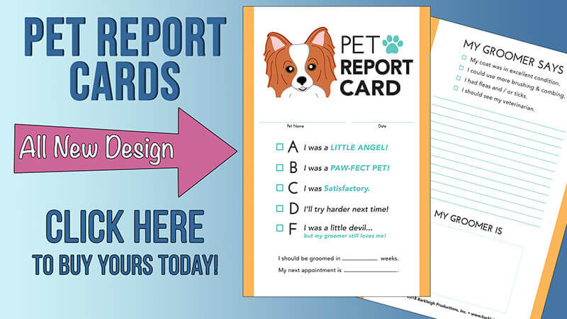 Pet Report Cards