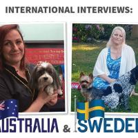 International Interviews: Australia & Sweden