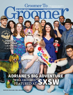 May 2019 Issue Groomer to Groomer Magazine