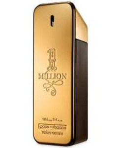Paco Rabanne Men One Million Eau de Toilette Spray