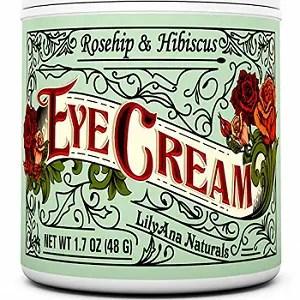 LilyAna Naturals Eye Cream Moisturizer