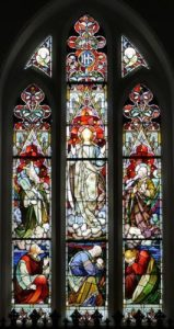 The West Window made by Meyer of Munich