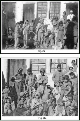 Christmas Celebration for Armenian Orphans in Mezerh