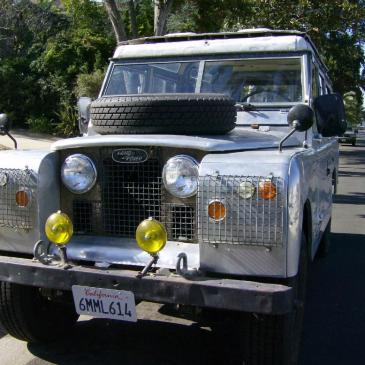 1962 Land Rover 109 – The Real Deal, $12,000