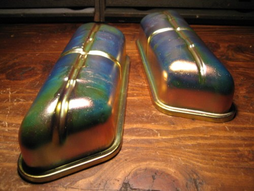 Porsche 912 valve covers