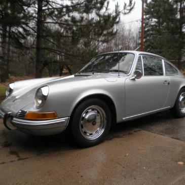 Porsche 912 Off The Market
