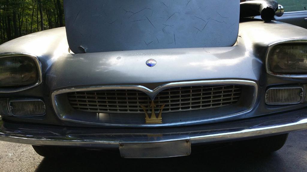 1965 Maserati Quattroporte Base 4.1L (49235 ORIGINAL MILES ...
