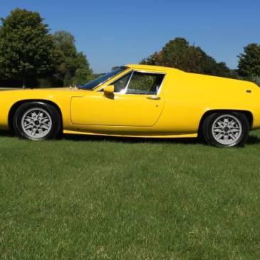 1969 Lotus Europa (Series 2) – $8900 (Benzonia)