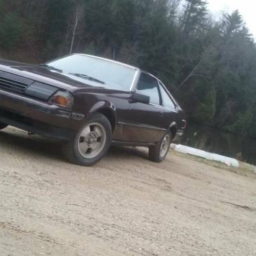 1984 Toyota Celica GT Ra64 RWD – $1500 (Big Rapids)