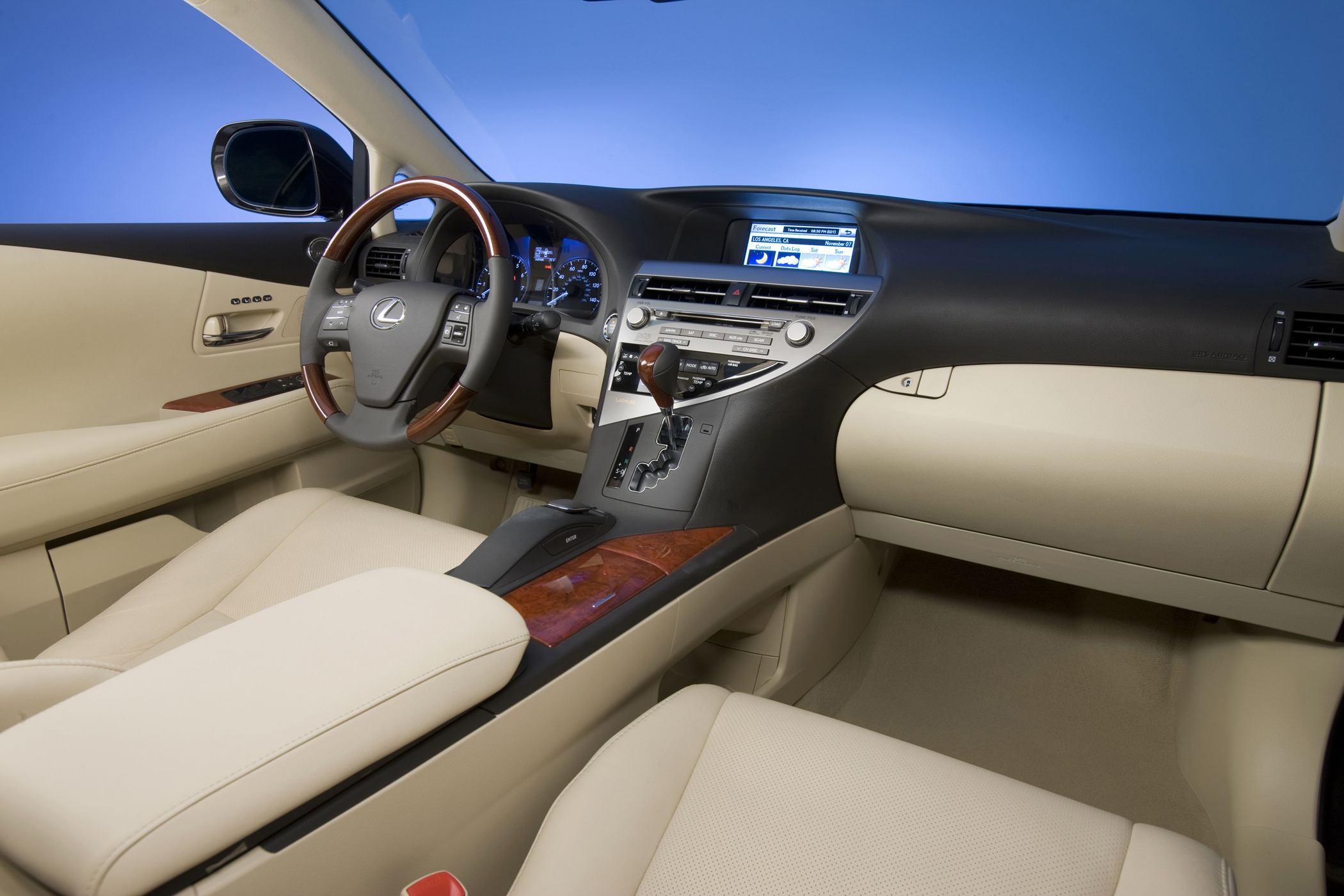 2010 Lexus RX 350 Still the Smooth Operator of Crossovers