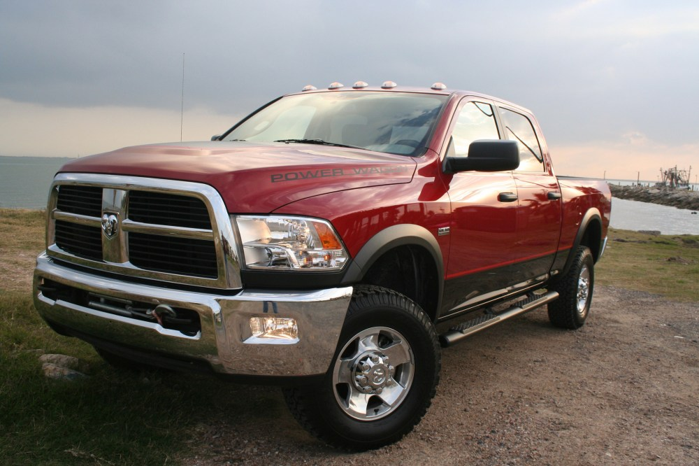 medium resolution of the 2011 ram power wagon has the credentials to handle inhospitable terrain and rugged work demands the beefed up version of the ram 2500 slt crew cab 4x4
