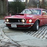 1969 Ford Mustang Boss 429 Challenged The Hemi Engine Classic Classics Groovecar