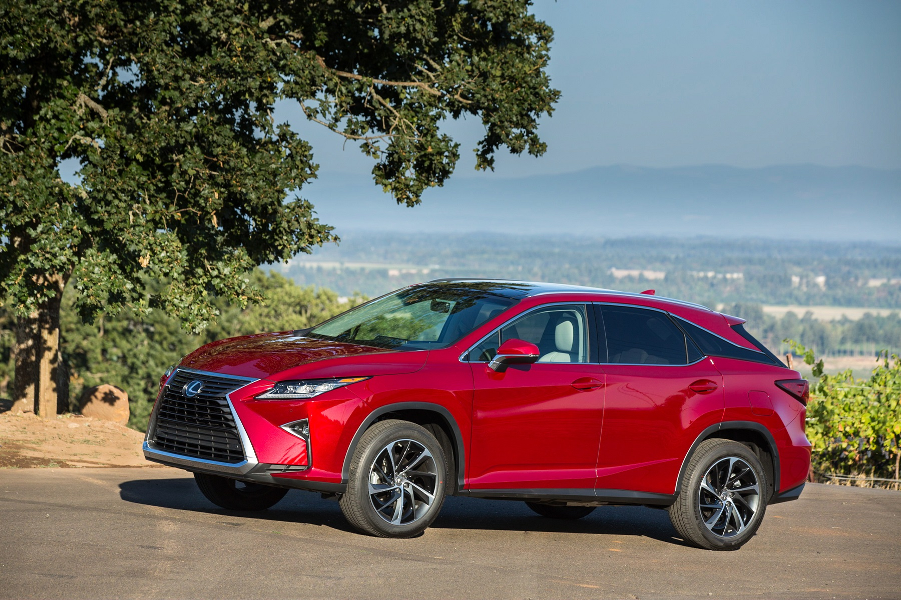 2016 All New Lexus RX 350 Expanding Benchmarks Get f the Road