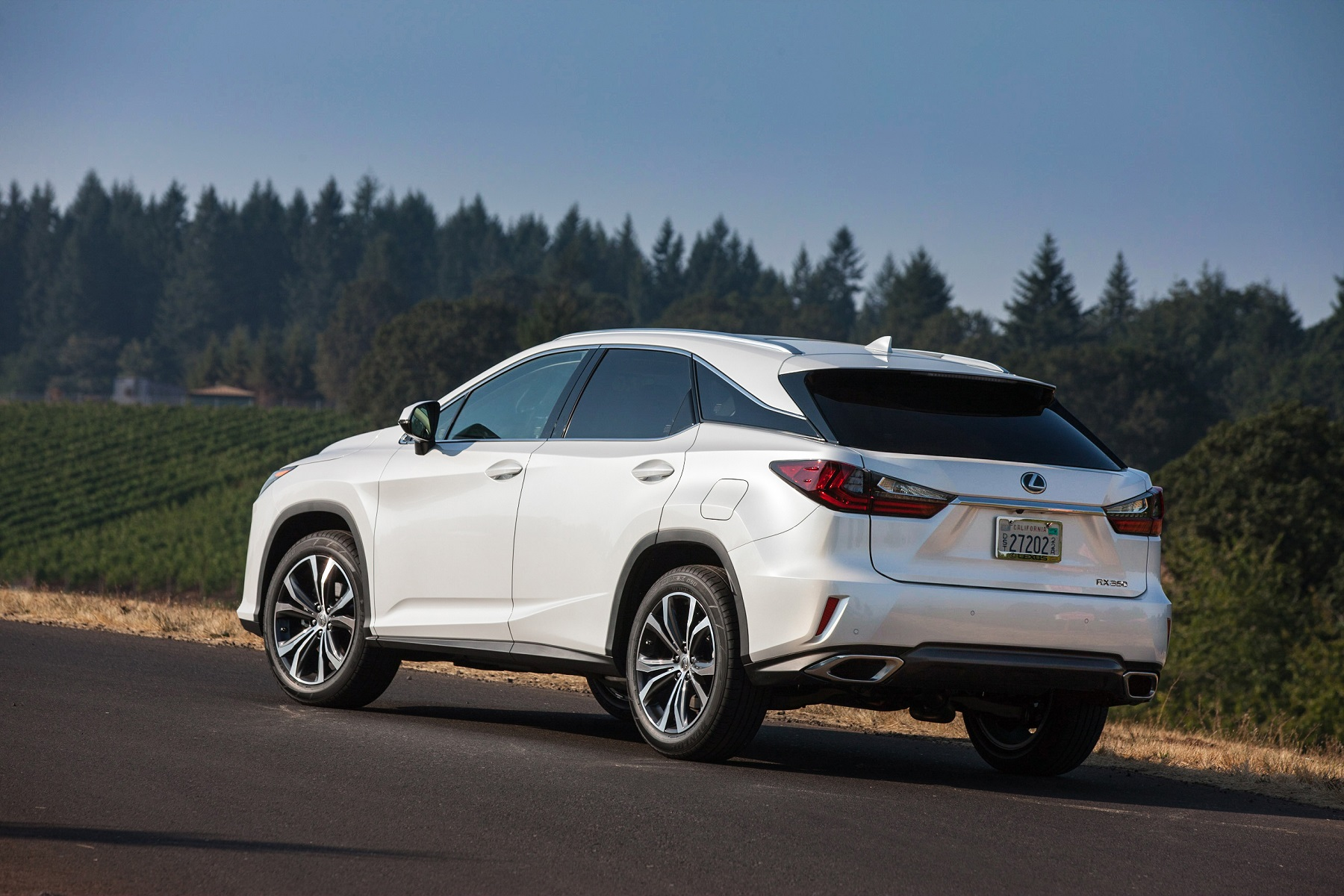 2016 Lexus RX 350 Sophistication with an Edge Get f the Road