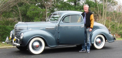 small resolution of after purchasing a shop manual for a 1939 plymouth and some critical tools norris commenced removing the inline six cylinder engine and