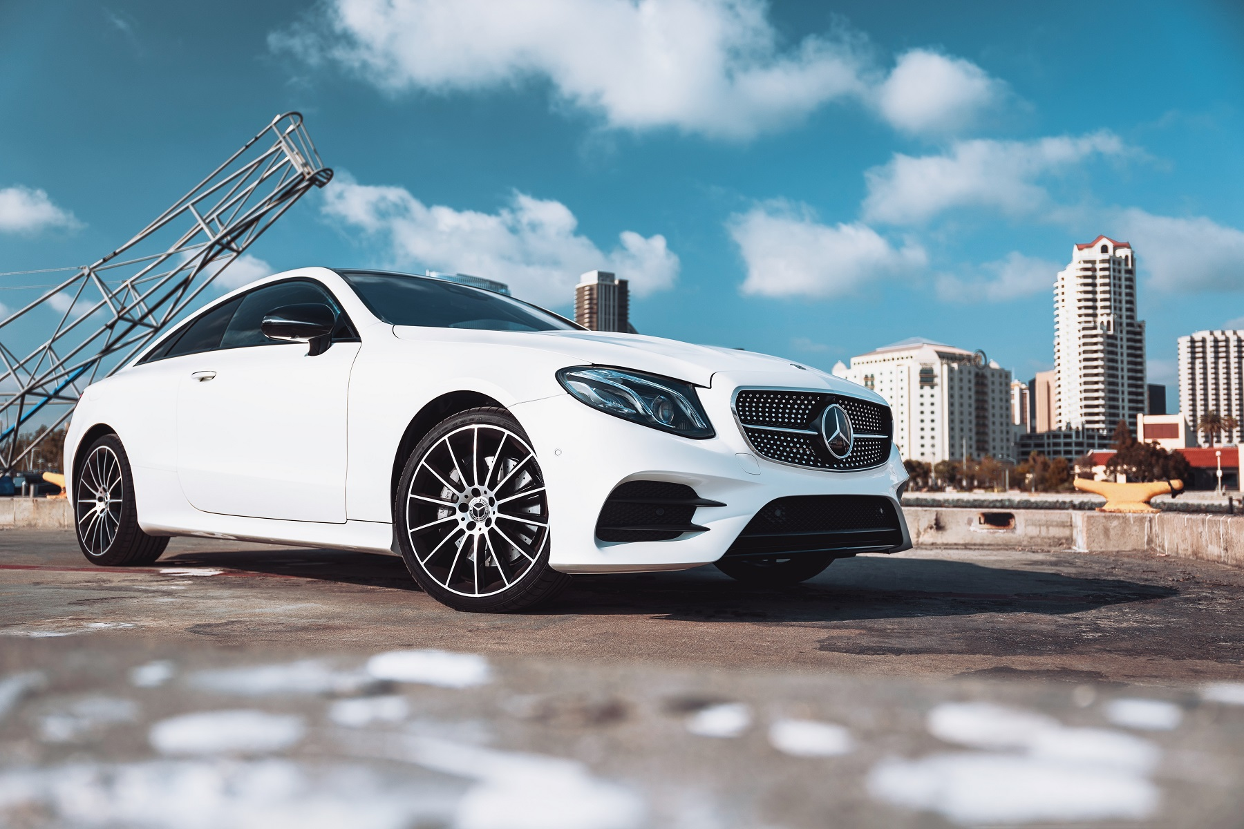 hight resolution of  simplistic yet elegant lines and sensual organic forms examples the large mercedes star emblem centered in the bold radiating diamond block grille