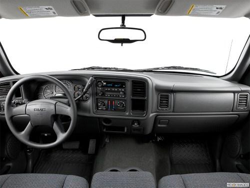 small resolution of 2006 gmc sierra 1500 sl centered wide dash shot